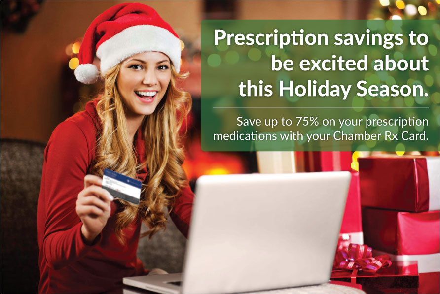 Discount Prescription Drug Card for Chamber Members