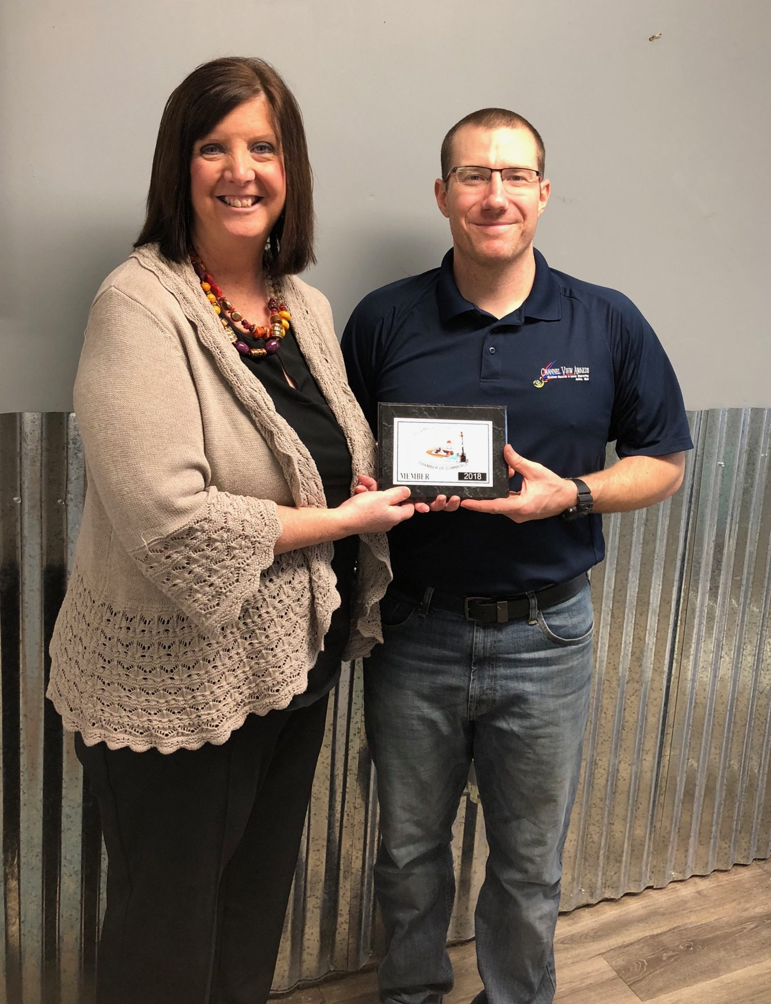 Channel View Awards joins Chamber