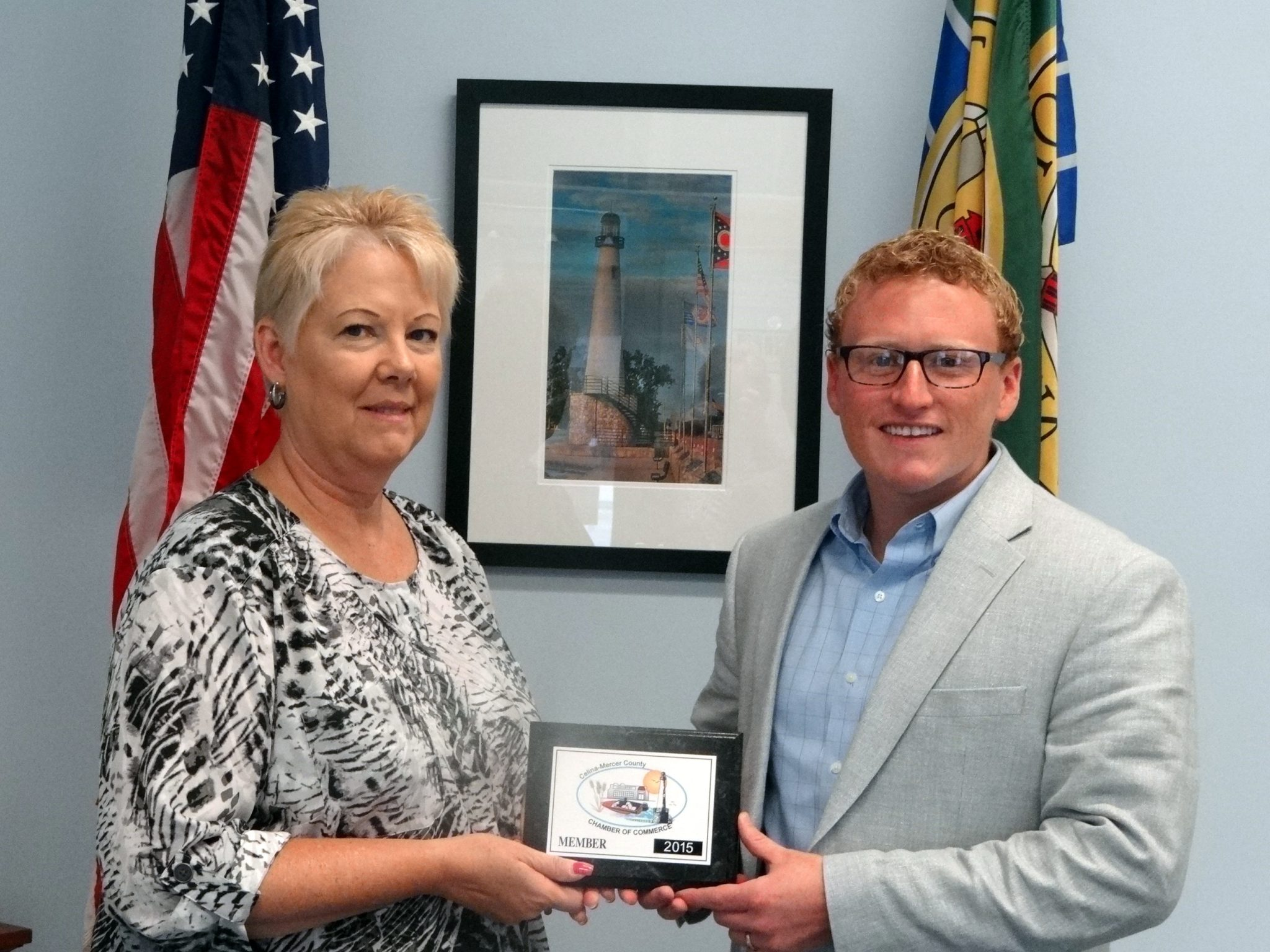 Federated Insurance Rep Joins Chamber