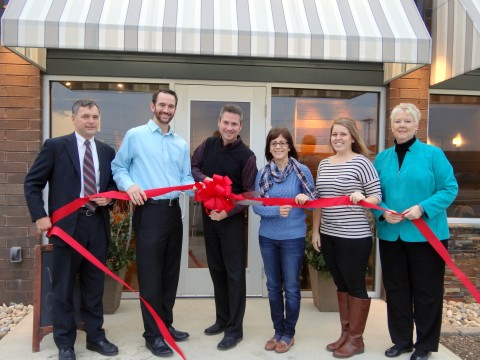 Hazelnut Coffee Company Joins Chamber