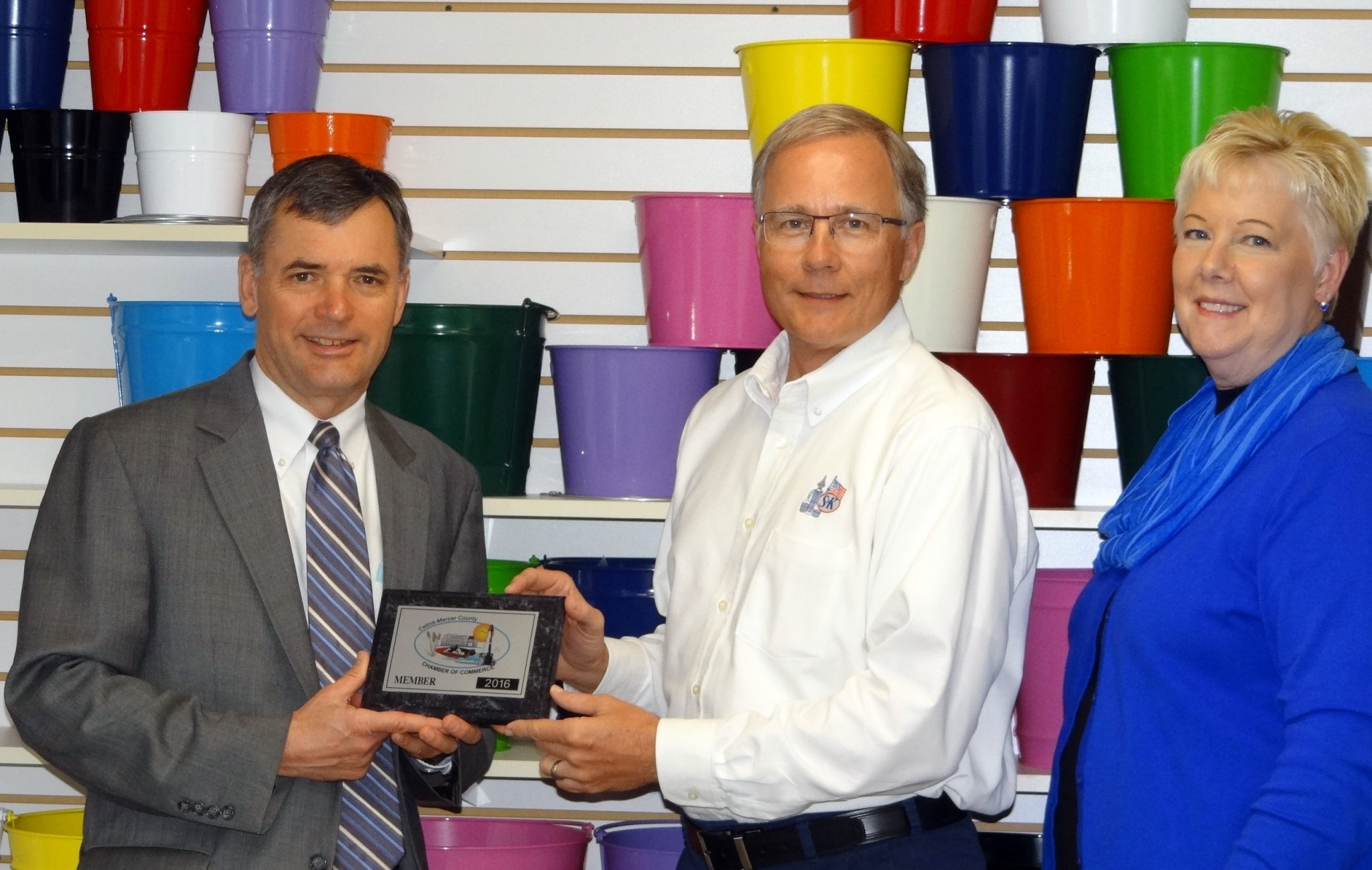 S & K Products Joins Celina Mercer Co Chamber