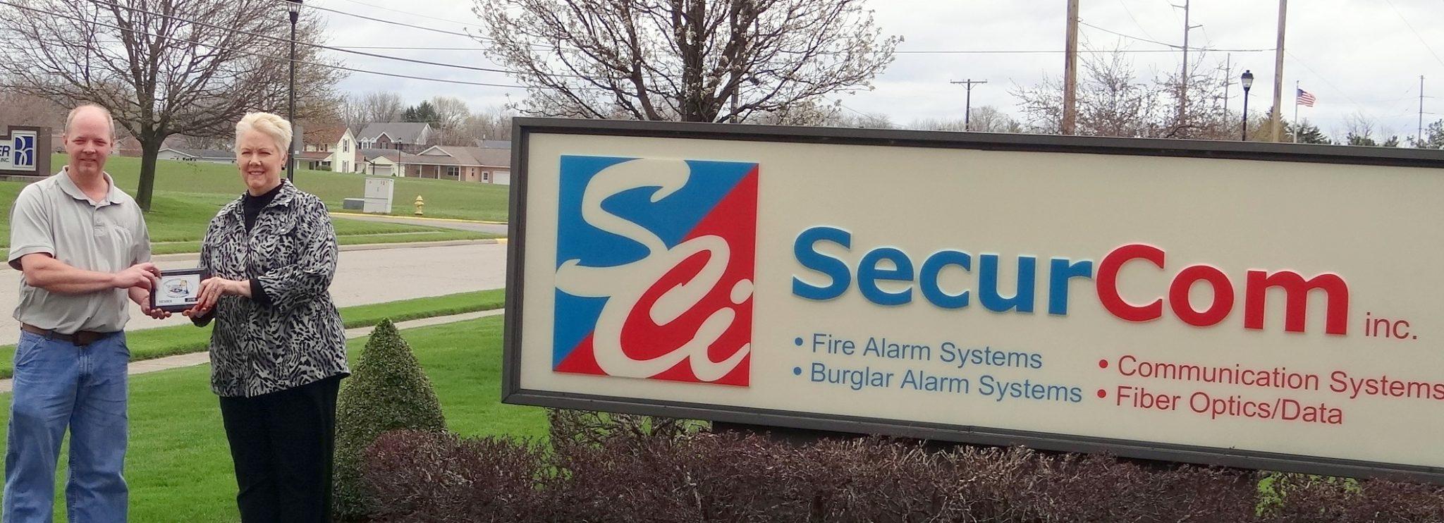 SecurCom Joins Chamber