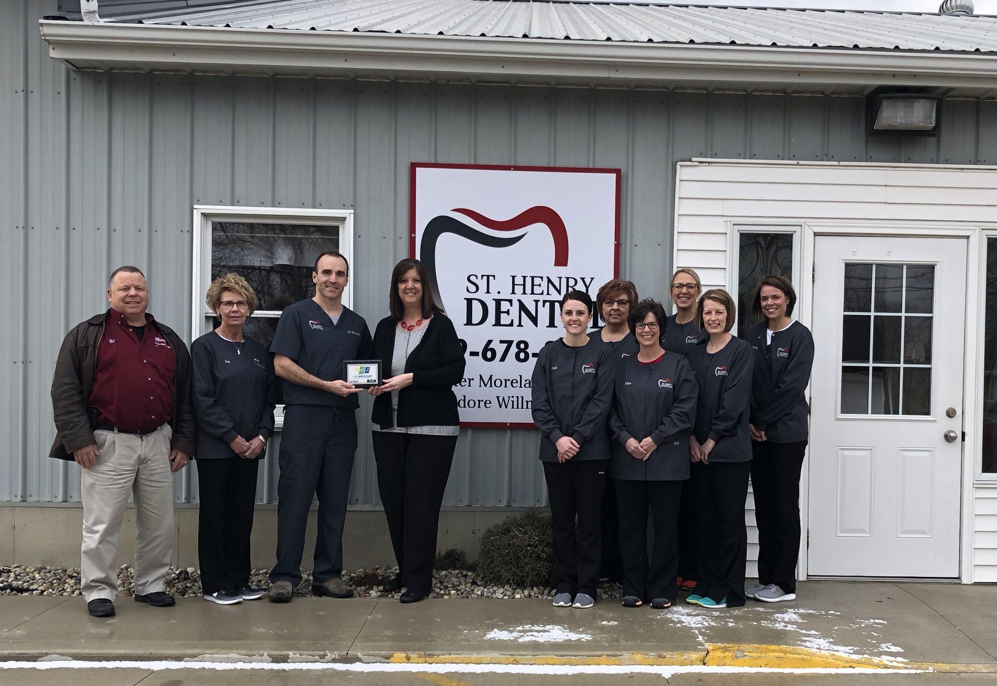 St. Henry Dental joins Chamber